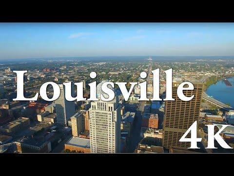 Louisville - 4k Drone