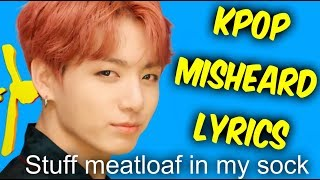 K-POP Misheard Lyrics of 2018 - Try Not To Laugh