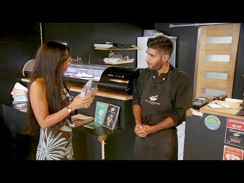 Reportage Leu Comptoir Sushi