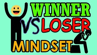 How Successful People Achieve Greatness | Winner vs Loser Mindset | Maximizing Your Life Potential