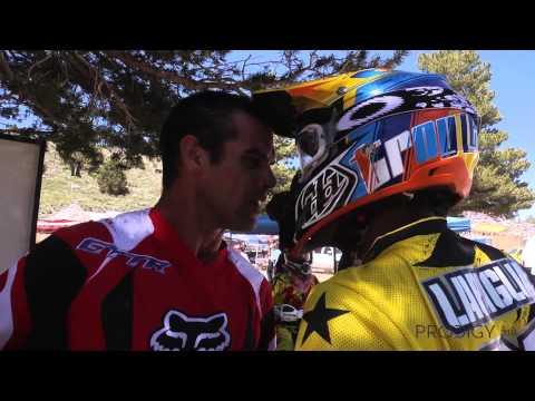 Motocross Fight Ryan Hughes vs Michael Lapaglia