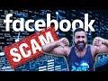Facebook Bitcoin Scams | Be Aware | Spreadsheet Access In Description