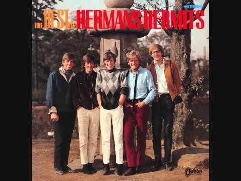 11 HERMAN`S HERMITS I WONDER