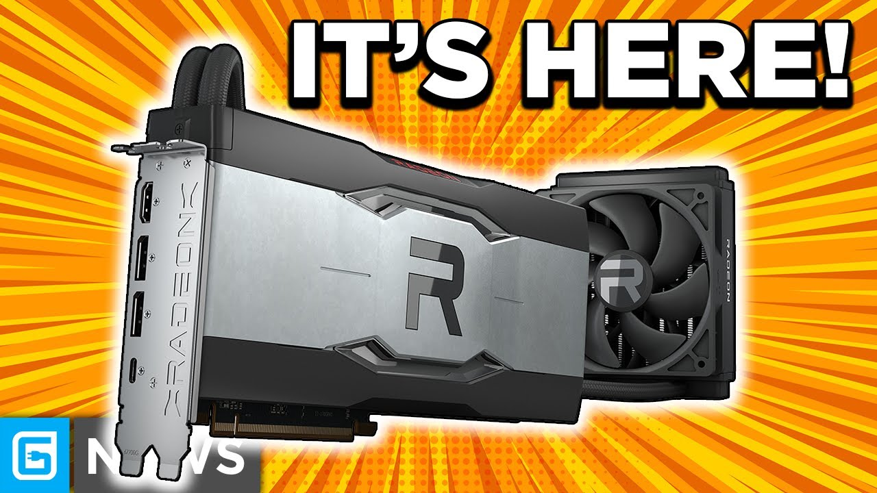 AMD Just RELEASED Their Fastest Gaming GPU!