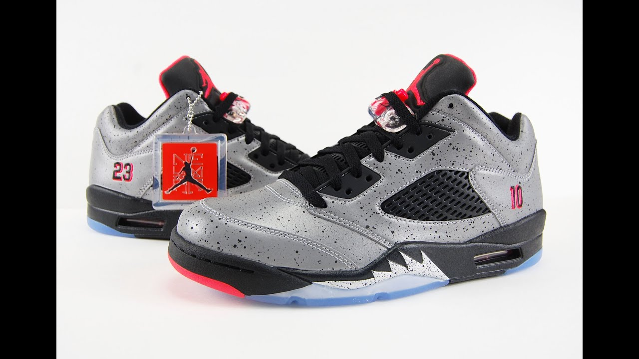 08a369701 Neymar x Air Jordan 5 Low Review - YouTube