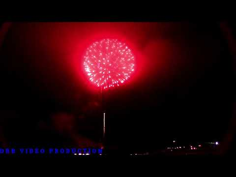 Hidden Valley Speedway Fireworks 7/6/19