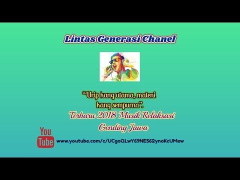Musik Relaksasi Gending Jawa