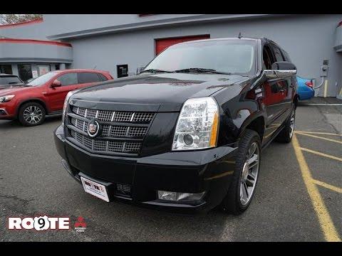 2012 Cadillac Escalade Premium Youtube