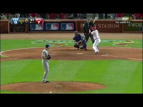 THE 107TH WORLD SERIES, GAME 6 - October 27, 2011