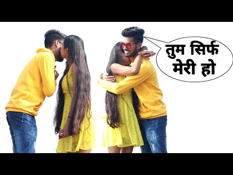 Flirting  Cute Girl With Twist Prank{Gone Romantic}|| Bharti Prank|| Raju Bharti