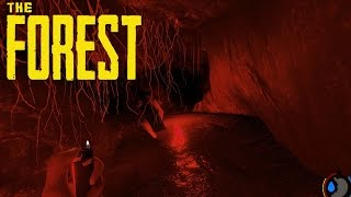 Data Plays - The Forest Ep.9 - Exploring Cave 2 - EPIC LOOT! | Dataless822