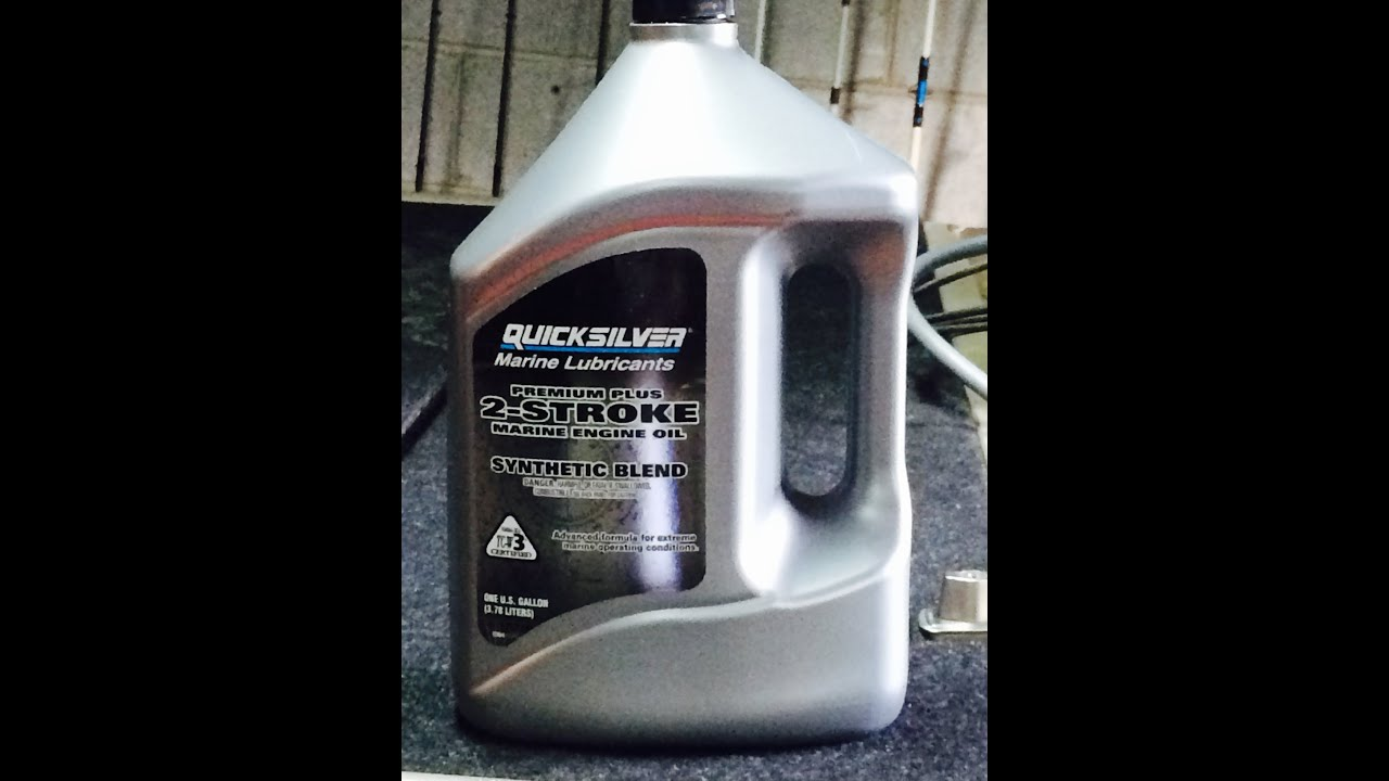 Mercury Outboard Motor Oil - Year of Clean Water
