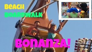 Beach Boardwalk Bonanza! | Flippin