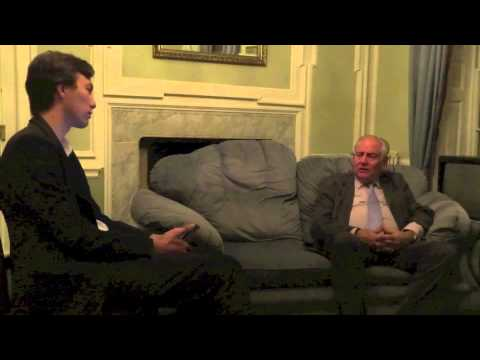 Lord Guthrie Interview - Durham University Russian Society