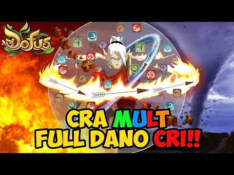 DOFUS SET CRA MULTIDANO CRI MONSTER STYLE