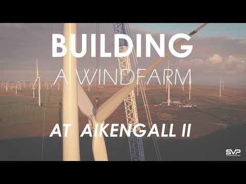 Aikengall II Community Wind Farm