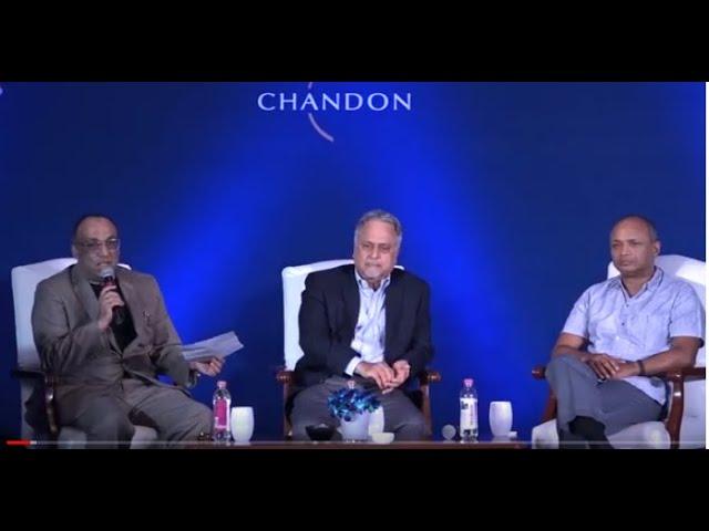 Session on Geo-Politics with Bharat Karnad & Pramit Pal Chaudhuri