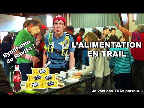 L'ALIMENTATION EN TRAIL