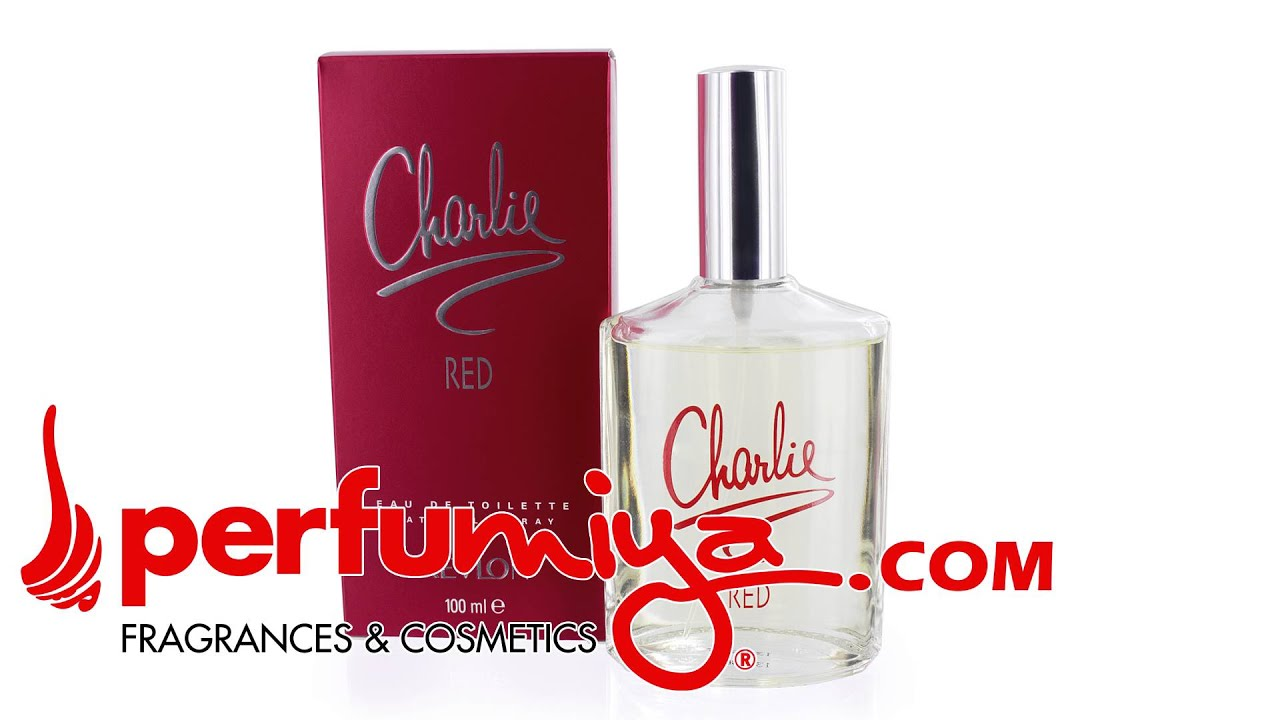 Charlie Red for women by Revlon from Perfumiya