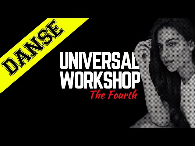 UNIVERSAL WORKSHOP THE FOURTH | MARTHE VANGEEL | LYON |  2019 | JP CONCEPT