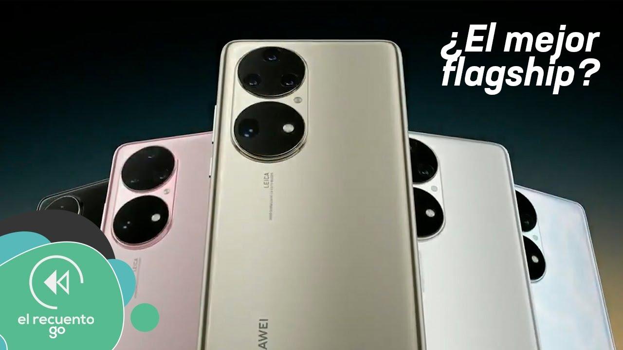 POR FIN: Huawei P50 es oficial | El Recuento Go