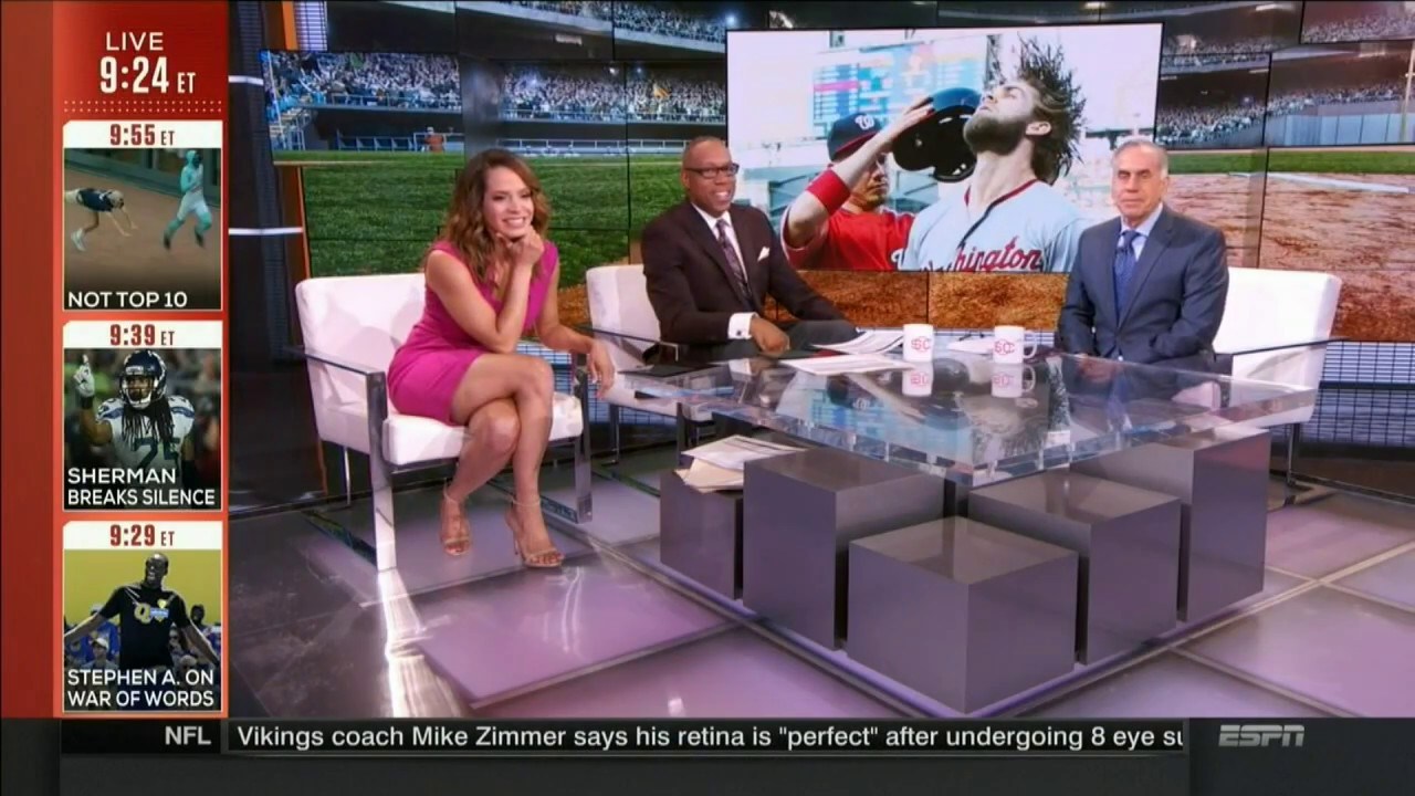 Toni Collins and Elle Duncan | ESPN