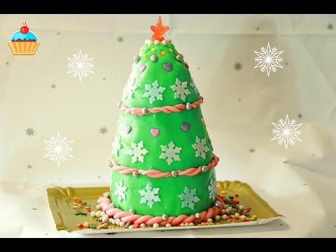 Сырный пирог новогодний