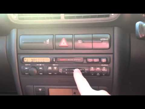 Seat leon aura radio cassette youtube for Mueble 2 din seat leon 1m