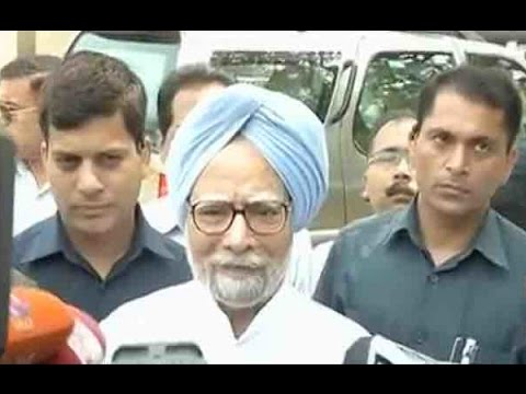 Assam Assembly polls: Former PM Manmohan Singh casts his vote in Dispur