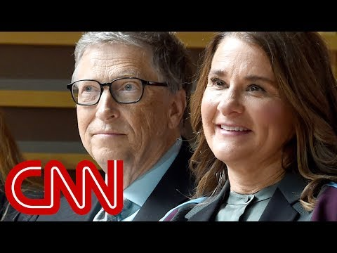Bill & Melinda Gates: The world is getting better