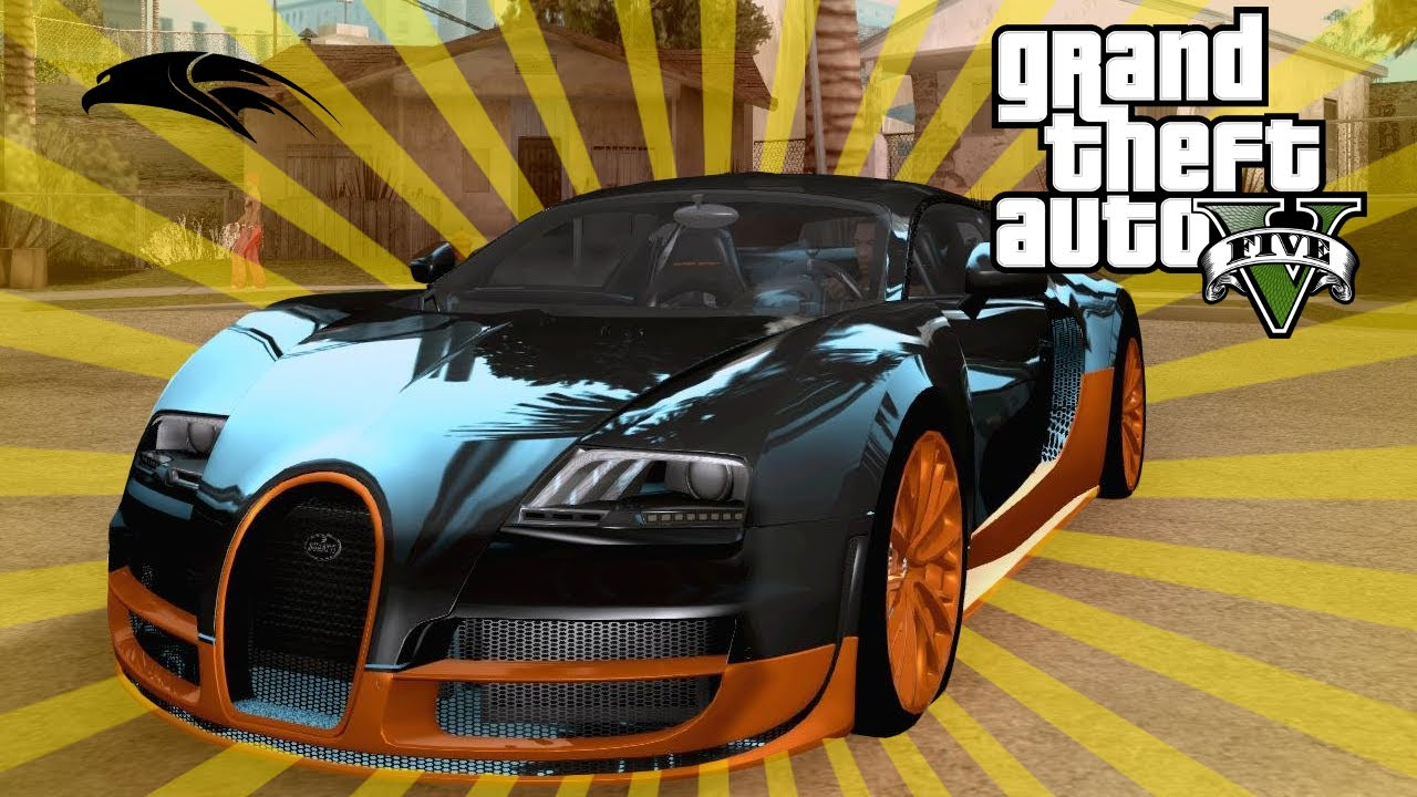 gta v bugatti veyron secret location how to get. Black Bedroom Furniture Sets. Home Design Ideas