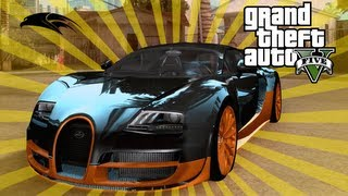 gta v bugatti veyron secret location how to get bugatti veyron gta 5 tutorial