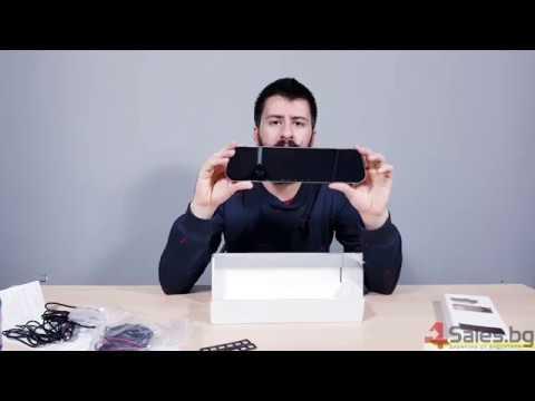 Видеорегистратор Огледало за задно (обратно) виждане с две камери - от 4sales.bg