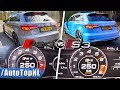 2019 Audi RS3 vs 2019 Audi S3 | 0-250km/h ACCELERATION SOUND & POV by AutoTopNL
