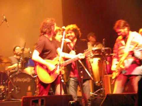 Los Perez Garcia en Niceto - Patri - 04/07/08