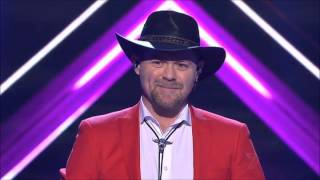 Justin Standley - 'Some Nights' - The X Factor Australia 2012 - Episode 17, Live Show 3, TOP 10