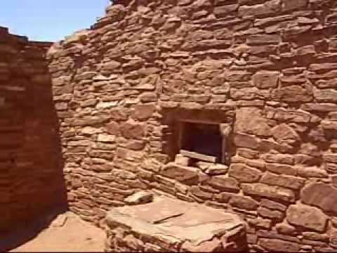 Salinas National Monument, New Mexico, the Abo Ruins...