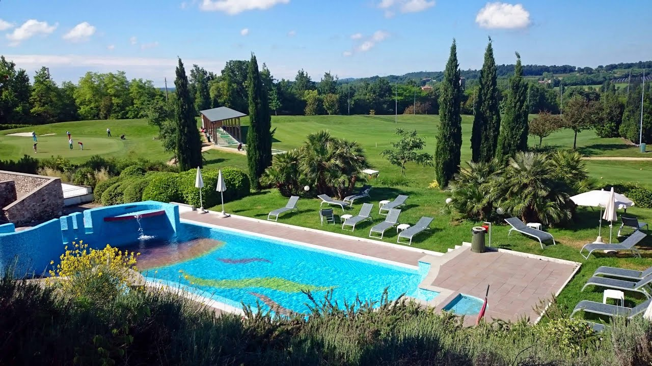 Ferienwohnung Gardasee Mit Pool Peschiera Active Hotel Paradiso Golf Resort In Peschiera Del Garda Hd