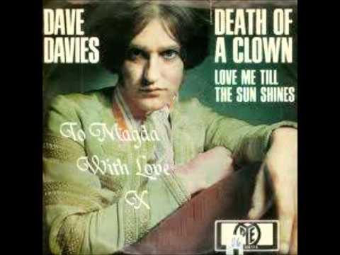 Death Of A Clown    Dave Davies