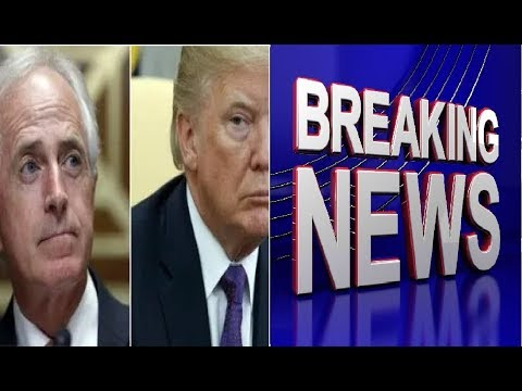 Democrat Sen. Corker Holds Hearing To STOP Trump's Control Over Nuclear Weapons!