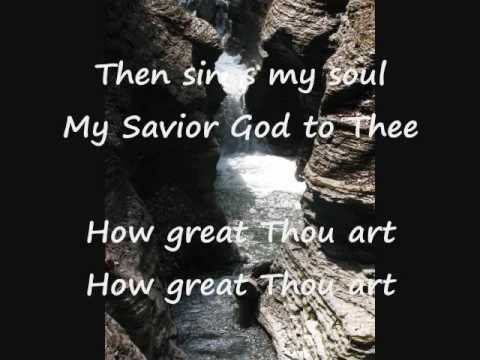 How Great Thou Art-NewSong