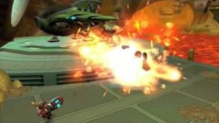 Ratchet & Clank 3 Soundtrack: Zeldrin Starport, Joraal Nebula