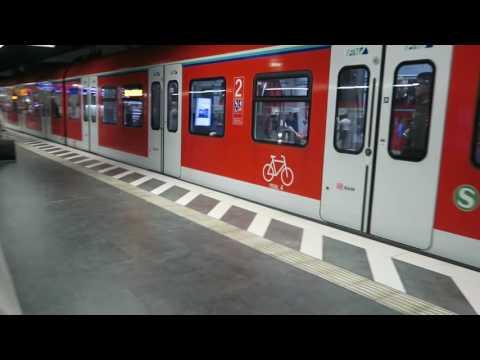 Frankfurt S-Bahn Extravaganza 23 May 2017