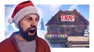 Singing Christmas Carols to TRAP BASE Victims | RUST
