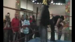 RXW: PJD & Nick Romano (RVX) vs Angelus & Nemesis (FANCAM)