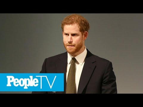 Prince Harry 'Hugely Grateful' To Have Meghan Markle By His Side As They Face The World | PeopleTV