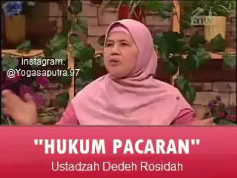 Hukum Pacaran Dalam Islam - Ustadzah Dedeh Rosidah (mamah dedeh) - Live Antv