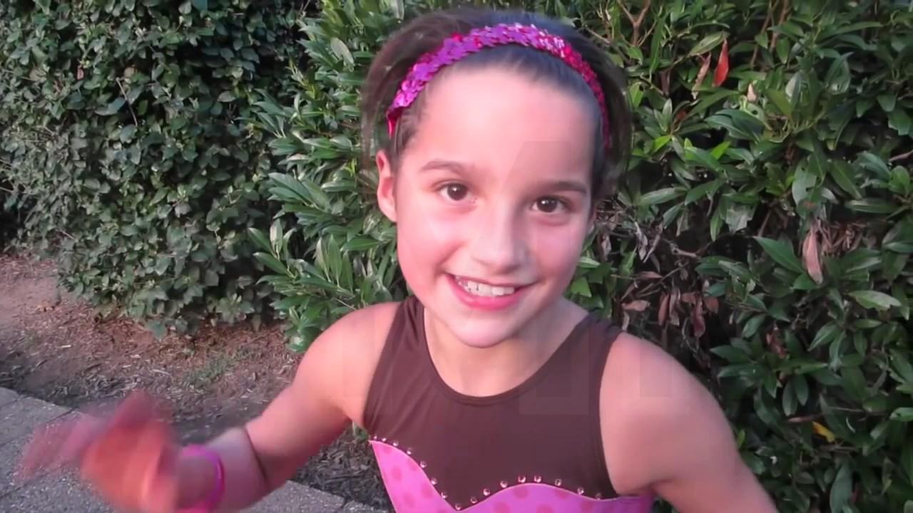 Annies gymnastics!!! | One two step