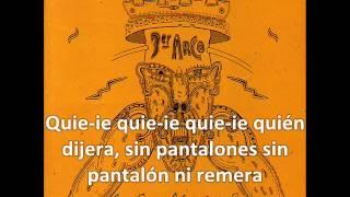 Los Piojos - Muévelo (Con letra)