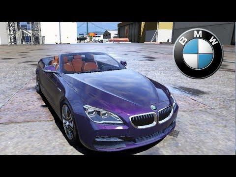 GTA 5 BMW 650i XDrive Gran Coupe 2017